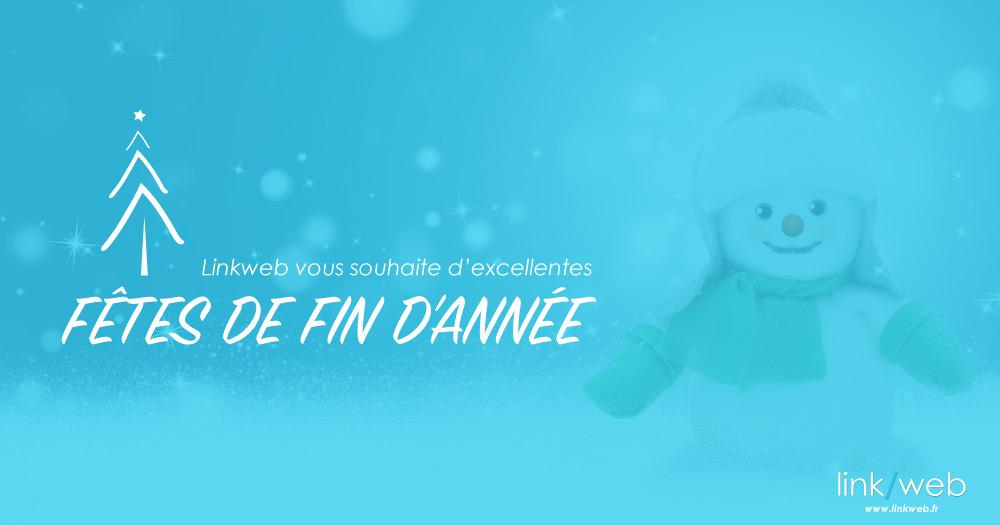 Linkweb fêtes fin d'année