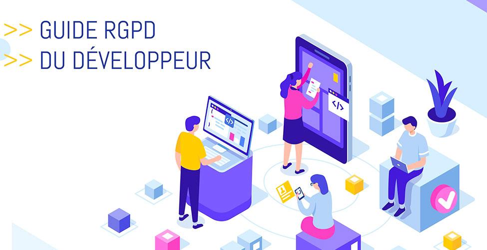 Guide RGPD proposé par la CNIL